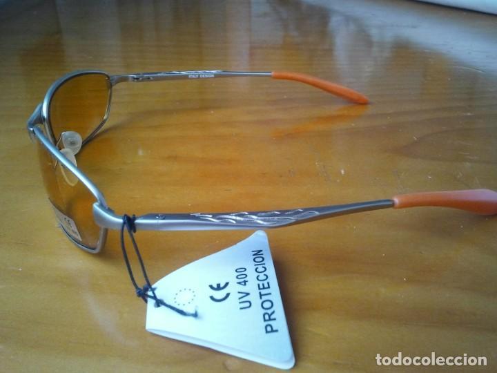 Vintage: Hermosísimas gafas de sol estilo retro. Unisex, Señora y caballero. - Foto 6 - 223042781
