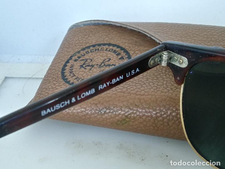 Vintage: Gafas Ray-Ban Wayfarer vintage - Foto 7 - 223354355