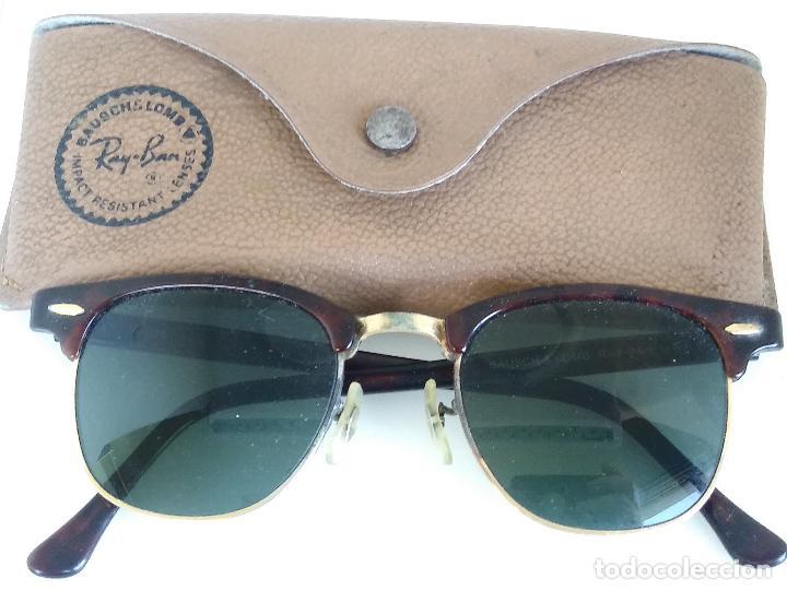 Vintage: Gafas Ray-Ban Wayfarer vintage - Foto 8 - 223354355