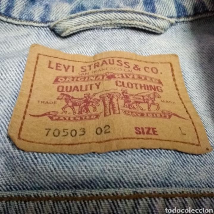 Vintage: ROPA VAQUERA LEVI STRAUSS & CO [ creada por Levi Strauss de España (Barcelona) ] - Foto 2 - 223377543