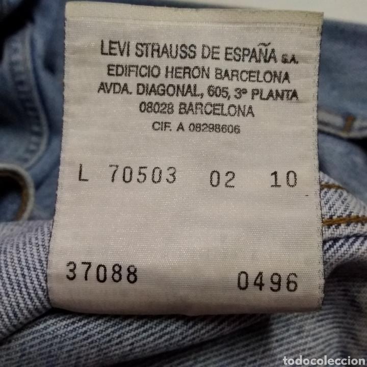Vintage: ROPA VAQUERA LEVI STRAUSS & CO [ creada por Levi Strauss de España (Barcelona) ] - Foto 6 - 223377543