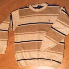 Vintage: JERSEY RALPH LAUREN - DE CABALLERO - TALLA M - VINTAGE. Lote 223610570