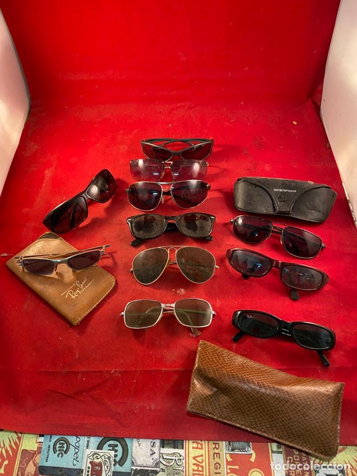 LOTE DE GAFAS (Vintage - Moda - Complementos)