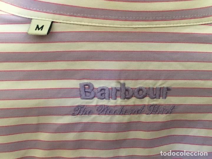 Vintage: Barbour The Weekend Shirt camisa Talla-M, Esp 46 - Foto 2 - 224430905