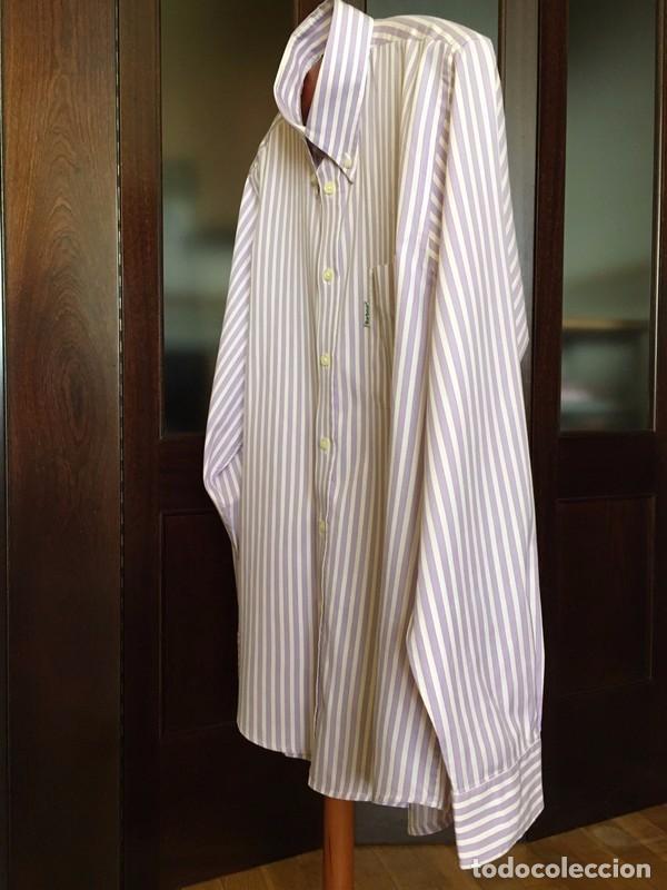Vintage: Barbour The Weekend Shirt camisa Talla-M, Esp 46 - Foto 4 - 224430905