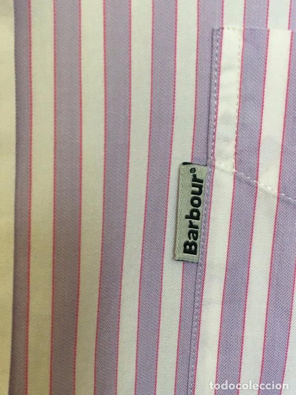 Vintage: Barbour The Weekend Shirt camisa Talla-M, Esp 46 - Foto 5 - 224430905