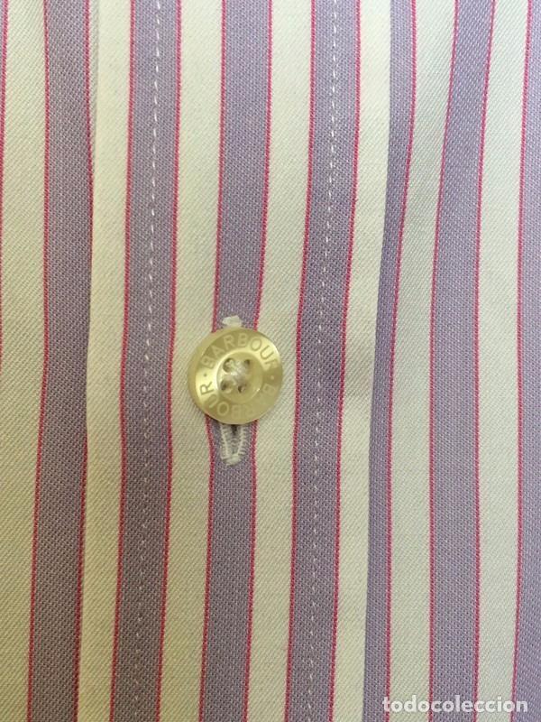 Vintage: Barbour The Weekend Shirt camisa Talla-M, Esp 46 - Foto 6 - 224430905