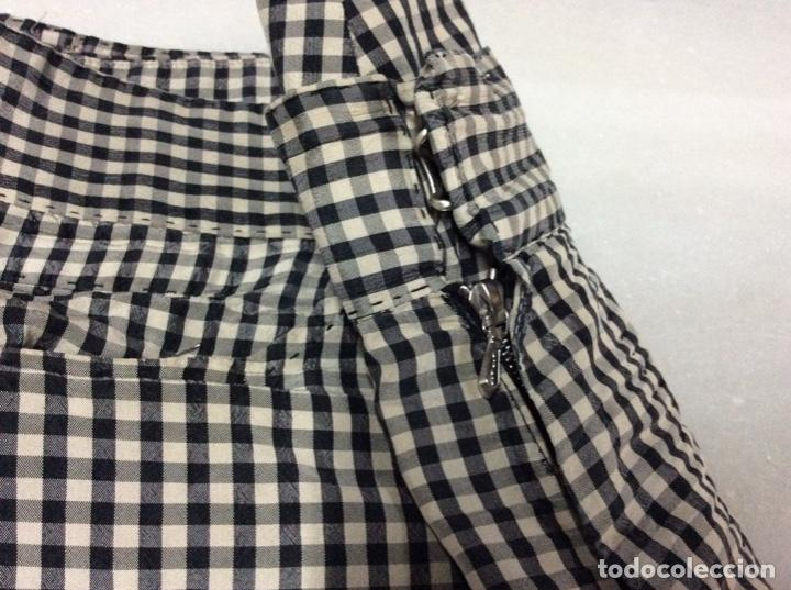 Vintage: Envío 8€ . Pantalón de seda de hombre JEAN PAUL GAULTIER cintura 90, largo 100, ancho camal 20cm - Foto 3 - 224593332