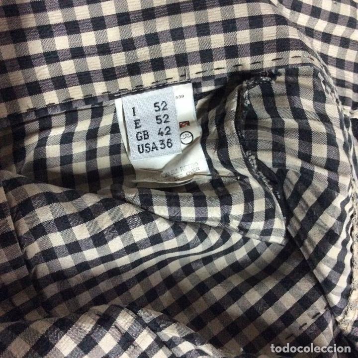Vintage: Envío 8€ . Pantalón de seda de hombre JEAN PAUL GAULTIER cintura 90, largo 100, ancho camal 20cm - Foto 4 - 224593332
