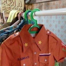 Vintage: CAMISA MANGA CORTA DE LOS AÑOS 70. Lote 225331240