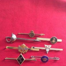 Vintage: LOTE VARIADO DE ANTIGUOS PISACORBATAS.. Lote 225763975