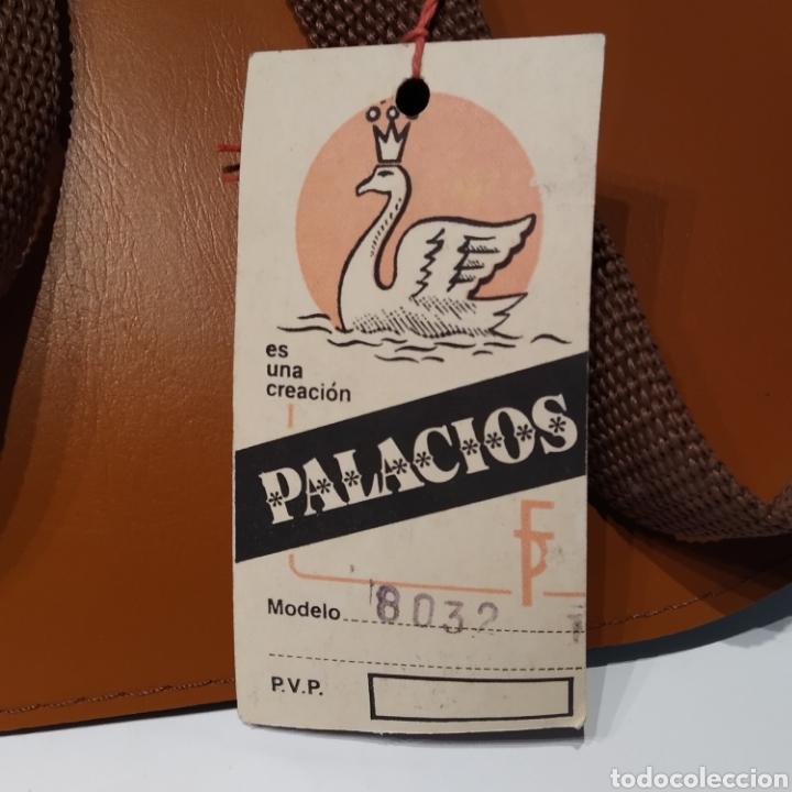 Vintage: Antigua mochila infantil de excursionismo marca Roy fabricada por Palacios. Squadron Royal Air Force - Foto 5 - 226620905