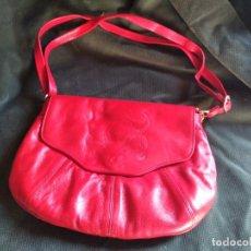 Vintage: BOLSO ROJO. Lote 226641080