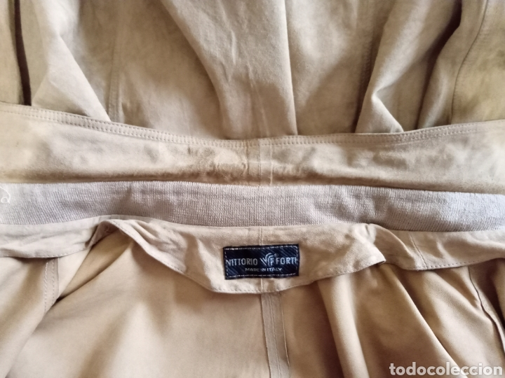 Vintage: Camisa de piel - Foto 9 - 226986590