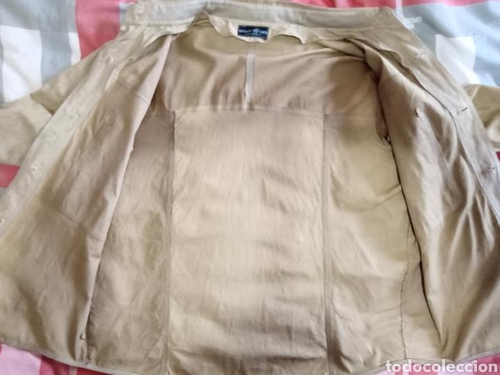 Vintage: Camisa de piel - Foto 10 - 226986590