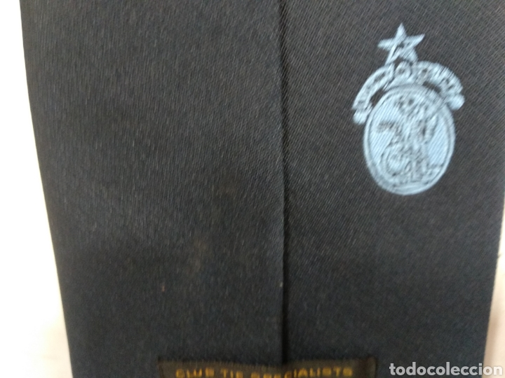 Vintage: Vintage.Corbata de poliester de MADDOCKS & DICK LIMITED - Foto 2 - 228724410