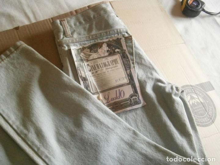 PANTALON VINTAGE, LUALDO, TALLA: 38 (Vintage - Moda - Hombre)