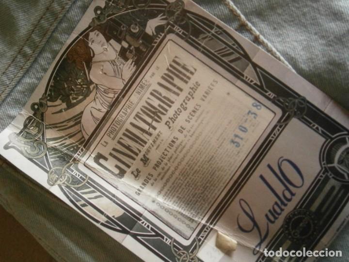 Vintage: PANTALON VINTAGE, LUALDO, TALLA: 38 - Foto 2 - 229025440