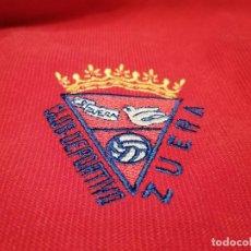 Vintage: ORIGINAL | FÚTBOL | CLUB DEPORTIVO ZUERA PLAYER WORN VINTAGE. Lote 229859845