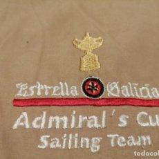 Vintage: CHALECO ADMIRAL'S CUP SAILING TEAM ESTRELLA GALICIA. AÑO 2003. Lote 229874455