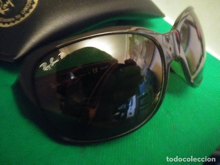 Vintage: gafas ray ban polarized rb4118 710/57 3p - Foto 2 - 230214640
