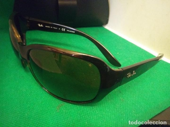 Vintage: gafas ray ban polarized rb4118 710/57 3p - Foto 7 - 230214640