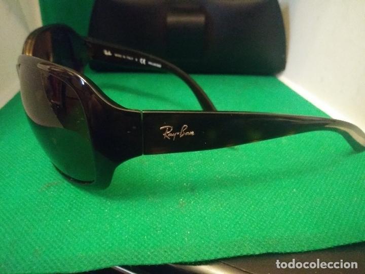 Vintage: gafas ray ban polarized rb4118 710/57 3p - Foto 8 - 230214640