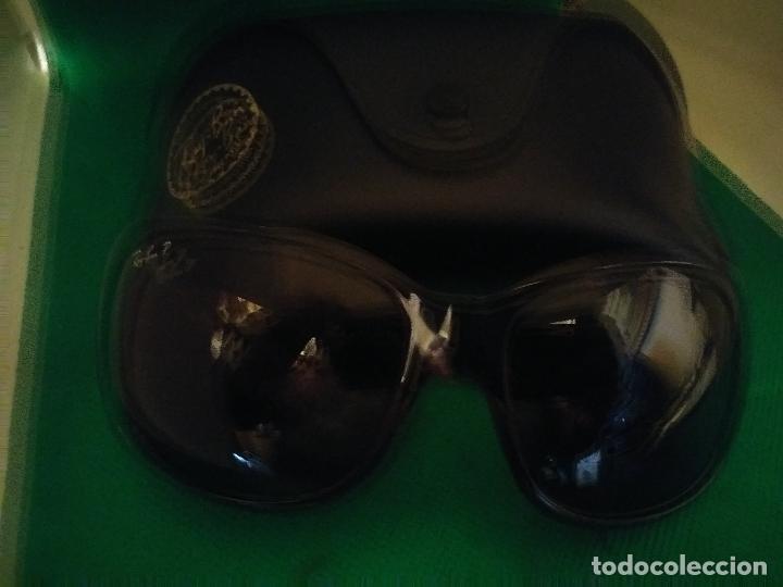 Vintage: gafas ray ban polarized rb4118 710/57 3p - Foto 9 - 230214640