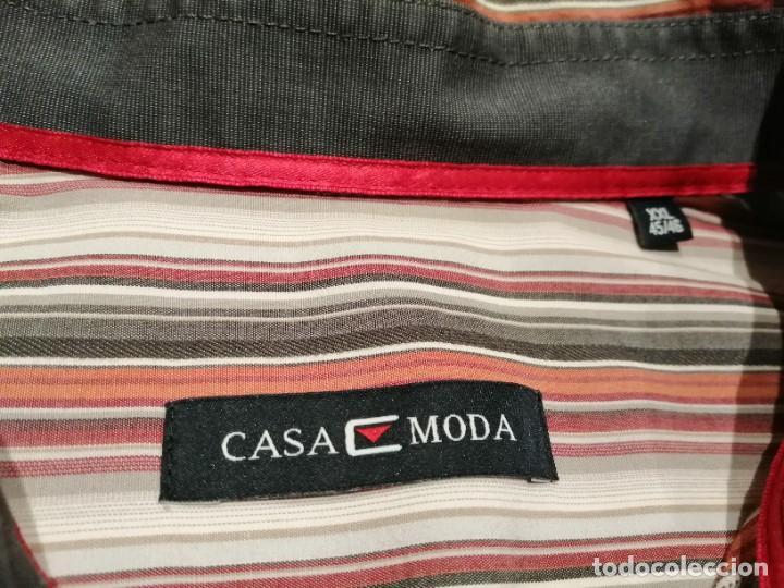 Vintage: CAMISA CASA MODA - Foto 3 - 232037205