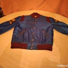 Vintage: CHAQUETA ATHLETES WEAR CO.,LTD CANADA 17 JEAN VINTAGE,100% NYLON,TALLA 40/42.AÑOS 80. Lote 232925913
