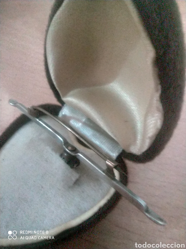 Vintage: Magnífico broche pasador.art deco.con circonia - Foto 3 - 233244205
