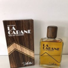 Vintage: LA CABANE MARGARET ASTOR EAU DE COLOGNE 100 ML. Lote 233289290