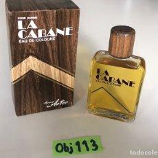 Vintage: LA CABANE MARGARET ASTOR EAU DE COLOGNE 50 ML. Lote 233291200
