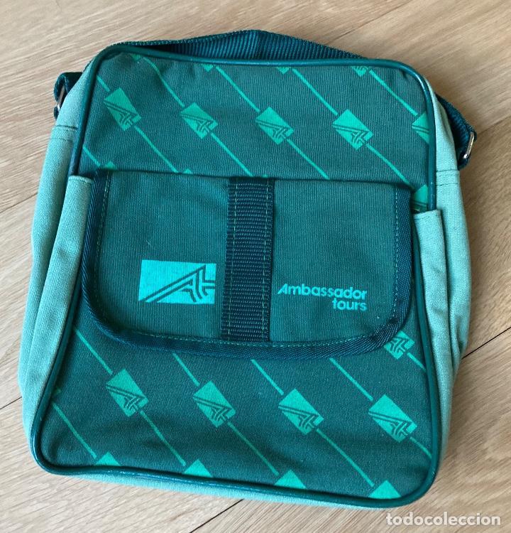 Vintage: Bolsa de viaje de AMBASSADORTOURS. - Foto 2 - 234115505