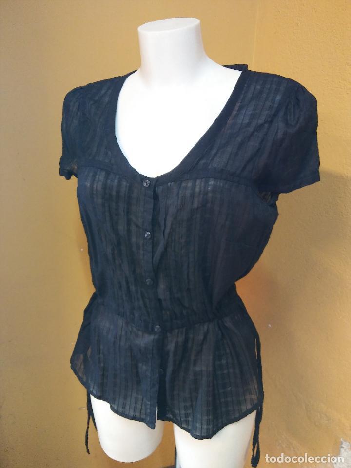 BONITA BLUSA MUJER. H&M. TALLA M. (Vintage - Moda - Mujer)