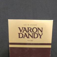 Vintage: VARON DANDY FOR MEN, EAU DE COLOGNE, 200 ML, PRECINTADA, COMPLETA.. Lote 235353365