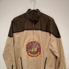 Vintage: ORIGINAL BULTACO MOTORCYCLE TECHNICAL SHIRT FROM THE 80S SIZE M MEN - REAL VINTAGE CAFE RACER STYLE. Lote 236061640