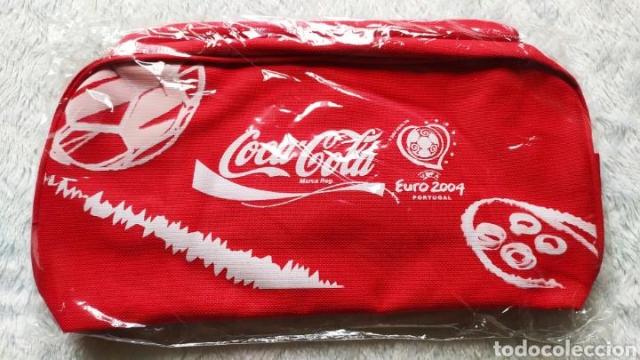 Vintage: Bolsas publicidad COCA COLA. Lote completo. - Foto 3 - 236501125