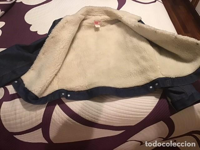Vintage: Cazadora LEVIS - Foto 2 - 238672210