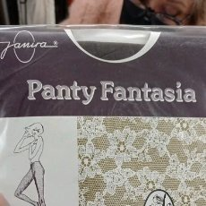 Vintage: 2 PAR PANTY TANGO FANTASIA DERBY. T G. JANIRA. Lote 240110115