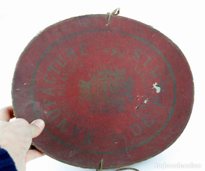Vintage: Sombrero de copa plegable con caja original. Ver fotos. - Foto 7 - 243577140