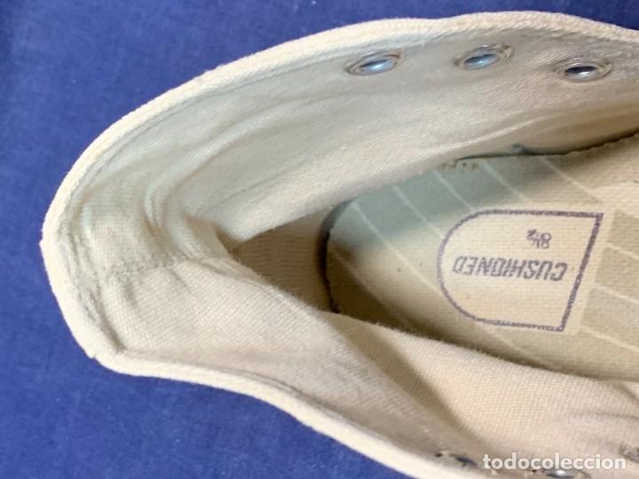 Vintage: zapatillas loneta john smith basquet originales heavy cushion - Foto 6 - 243815310