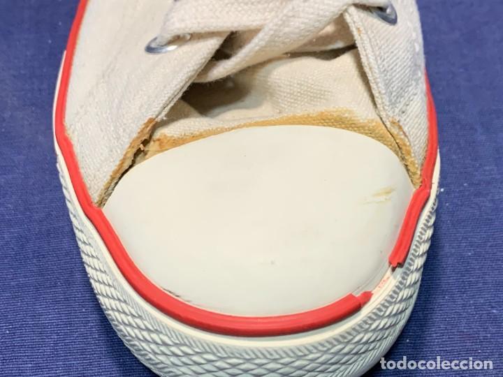 Vintage: zapatillas loneta john smith basquet originales heavy cushion - Foto 10 - 243815310