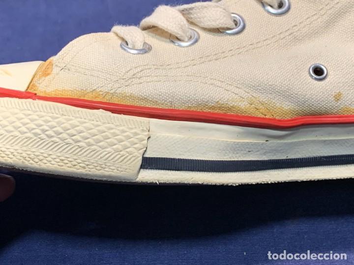 Vintage: zapatillas loneta john smith basquet originales heavy cushion - Foto 11 - 243815310