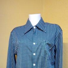 Vintage: CAMISA PARA HOMBRE. TALLA XL. COLOR VERDE. SMITH BROTHERS.. Lote 244480955