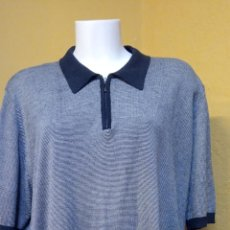 Vintage: POLO PARA HOMBRE. TALLA XL. COLOR GRIS. LEON.. Lote 244481485