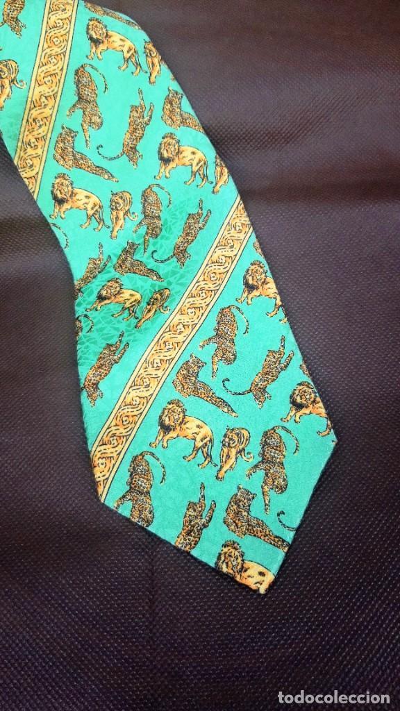 Vintage: Corbata de Gianni Versace. - Foto 3 - 244750065