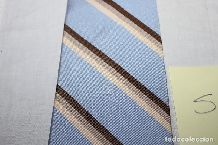 Vintage: Corbata seda Marcello Italy (S81) - Foto 3 - 245729430