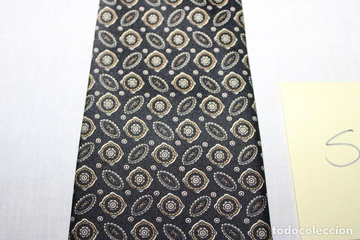 Vintage: Corbata seda Rene Chagal (S83) - Foto 3 - 245730040