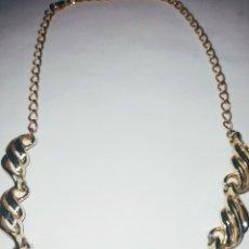 Vintage: MARAVILLOSA GARGANTILLA DE GOLDFILLED ORLEADA VINTAGE. Lote 246019895